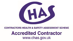 chas contractors health and safety
