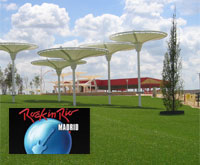 Rock in Rio - 60,000 square metres of event flooring!
