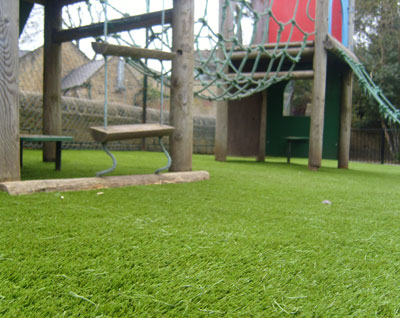 Outdoor Play Flooring