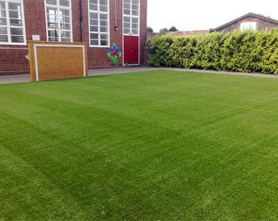 School And Nursery Case Studies As Good As Grass