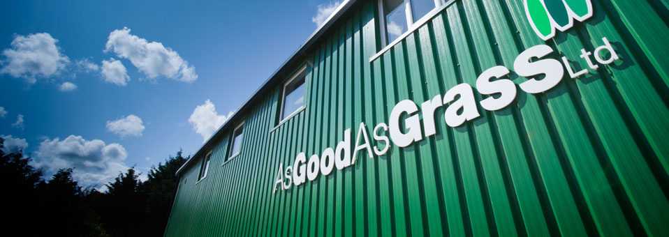 As Good As Grass Ltd