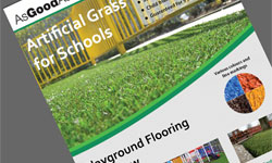 School Poster - As Good As Grass