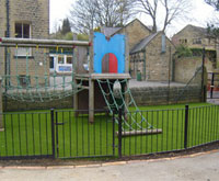 The Mount School Playground