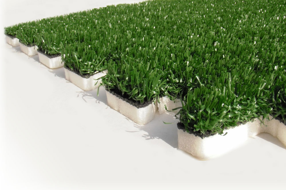 Puzzle Piece Artificial Grass Tile Product As Good As