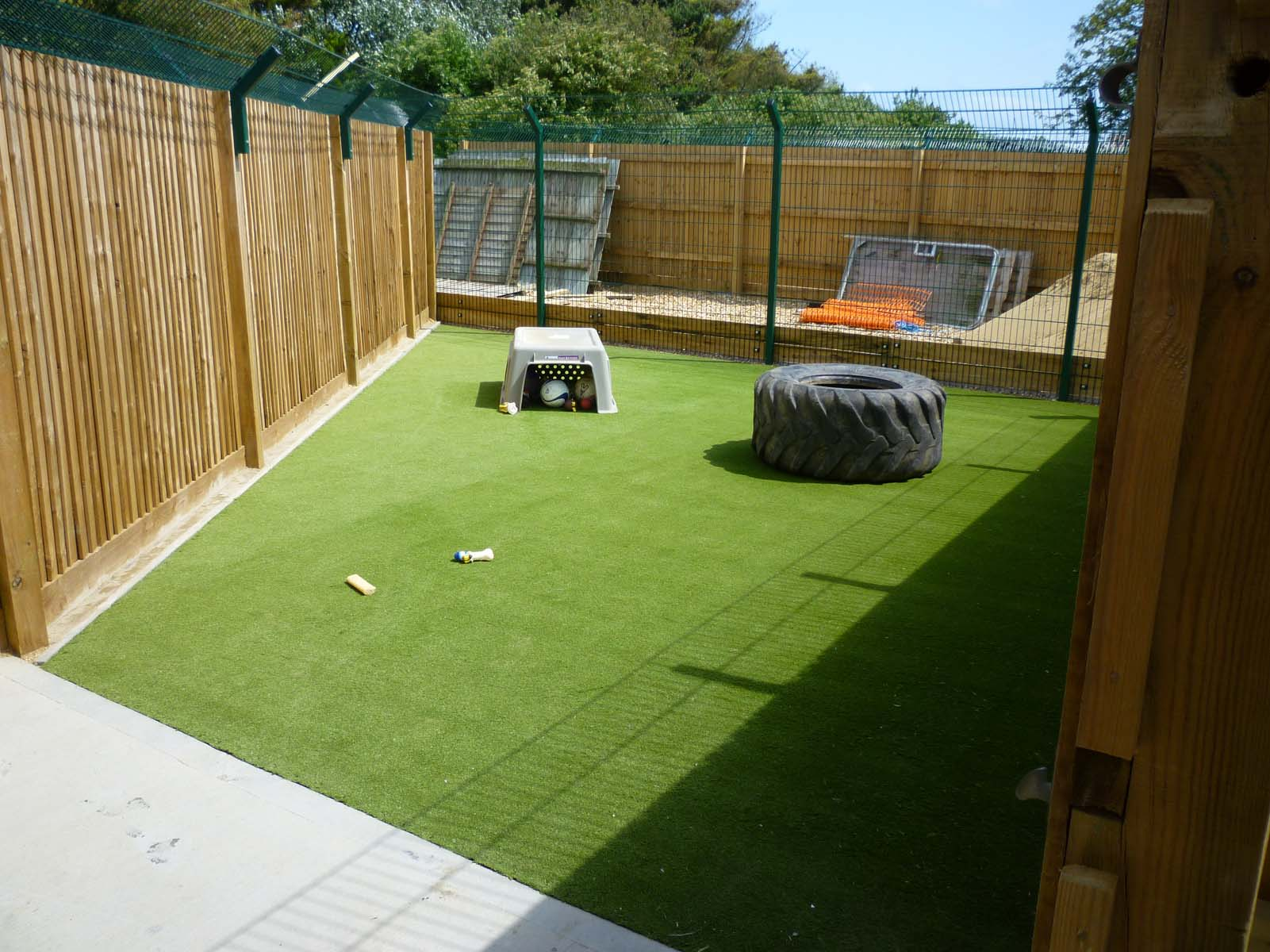 Dog Runs Gallery Artificial Grass By As Good As Grass