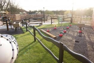 Peter Rabbit Adventure Playground