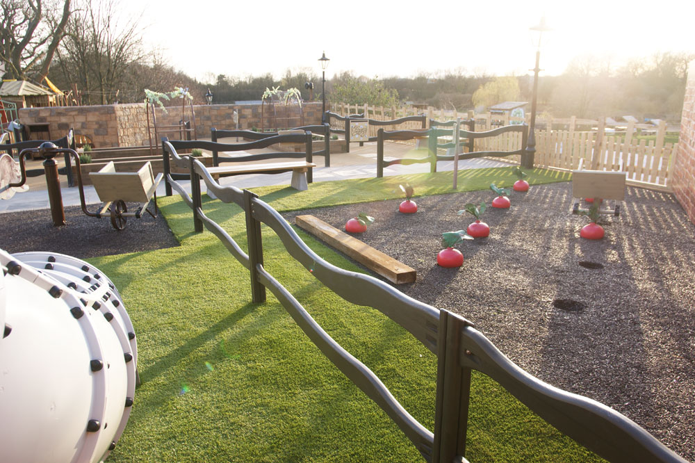 Peter Rabbit Adventure Playground Artificial Grass By As